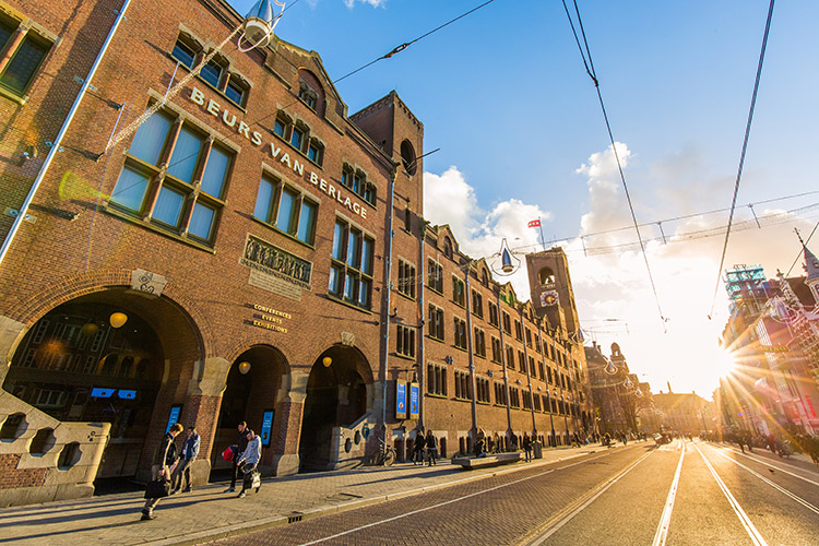 Beurs van Berlage - The Venue for 2017 Phocuswright Europe
