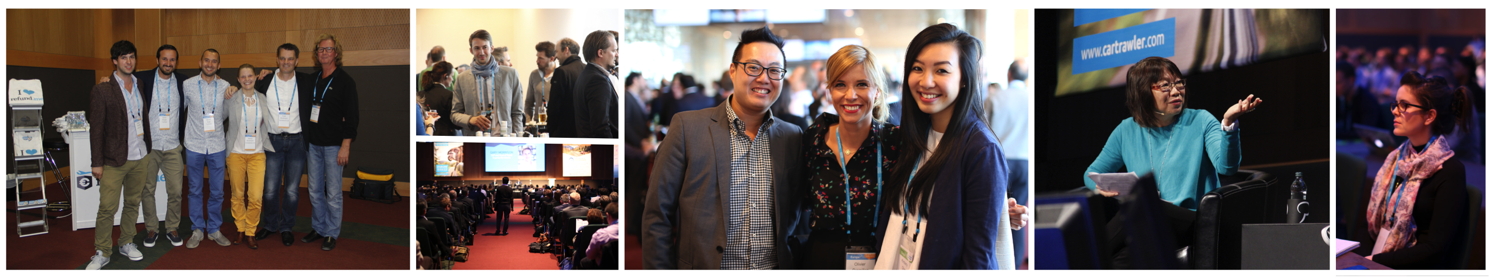 About Phocuswright Europe - Justify Your Trip - Attendee Collage