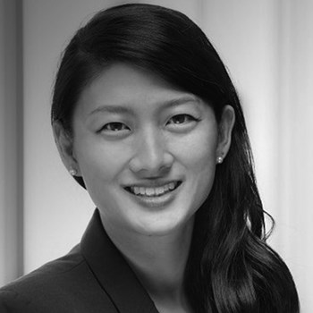 Christine Wang Head of Business Development Asia