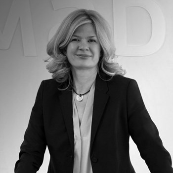 Monika Wiederhold Executive Vice President Airlines Central and Eastern Europe
