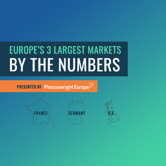 By the numbers: Europe's three largest markets